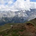 Alpen am Stilfser Joch
