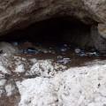 Höhle in der Jurassic Coast