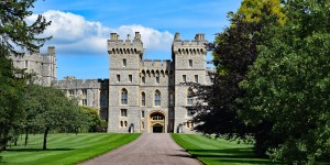 Schlösser und Burgen in England