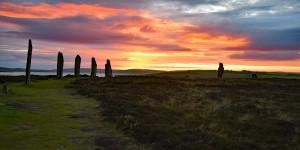 Megalithen in Großbritannien