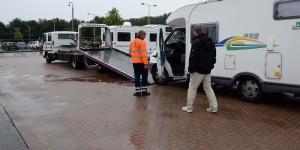 Autopanne mit dem Wohnmobil in England