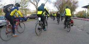 100 Kilometer mit dem Fahrrad