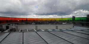 Das Dach vom ARoS-Museum