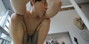 Skulptur im ARoS-Museum