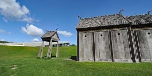 Stabkirche beim Moesgaard-Museum