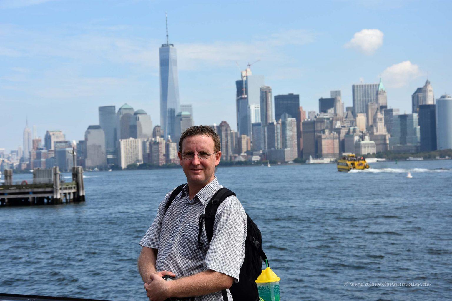 Michael Moll in New York
