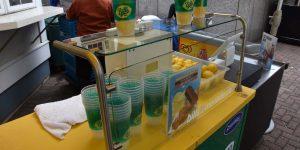 Sehr leckere Limonade