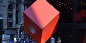 Kunst an der Wall Street