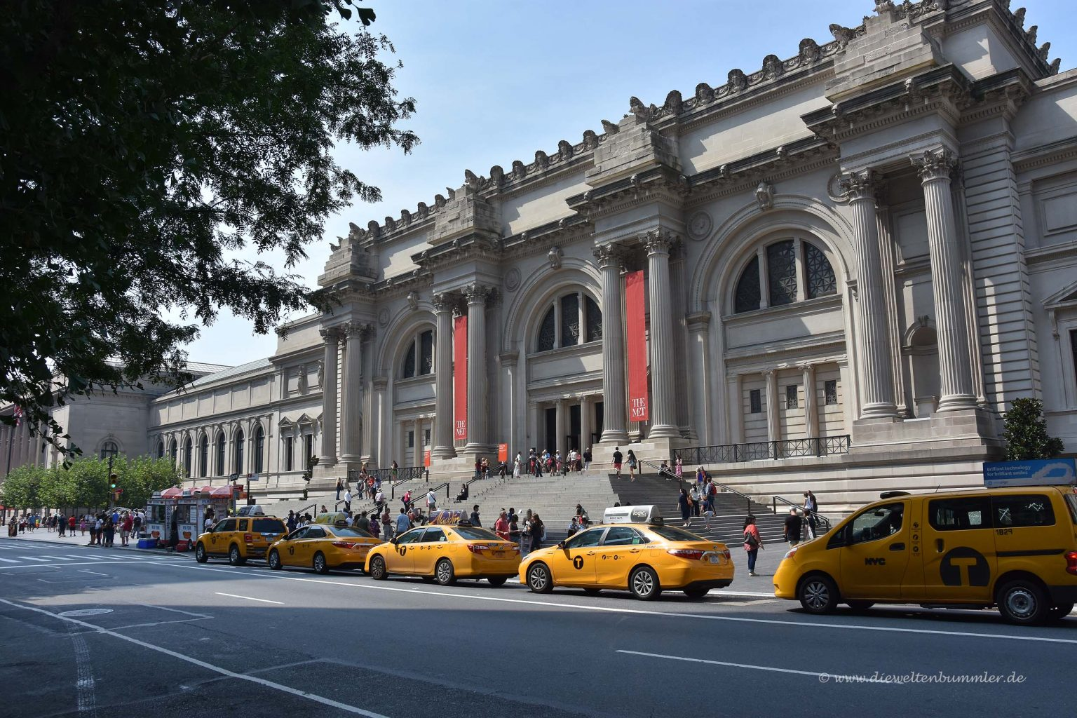 Museumsmeile in New York