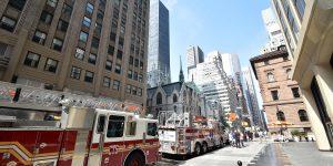 Feuerwehr in New York