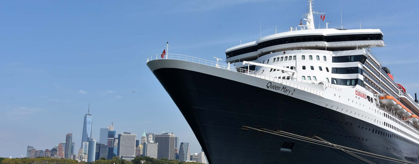 Queen Mary und Manhattan