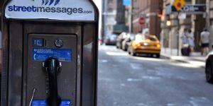 Telefon in New York
