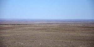 Ausblick vom Kraterrand