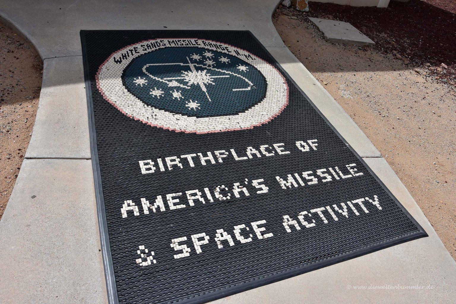 Geburtsort der amerikanischen Raketen