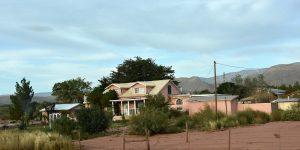 Trostlose Häuser