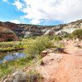 Das Tal des Calf Creek
