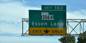 Essen Lane in Baton Rouge