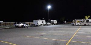 Erfahrungen mit dem Übernachten auf einem Walmart-Parkplatz