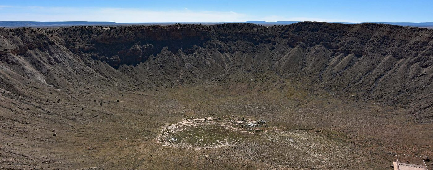 Meteorkrater in Arizona