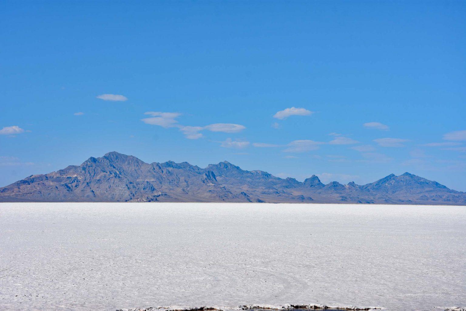 Salzsee in Utah