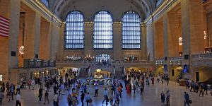 Der Bahnhof Grand Central Terminal in New York