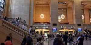 Bahnhofshalle in New York
