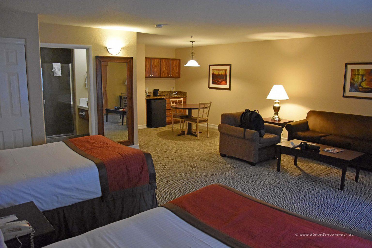 Tuscany Hotel in Las Vegas
