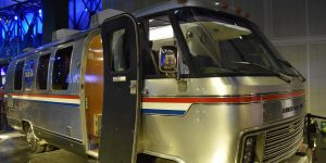 Astrovan für die Astronauten