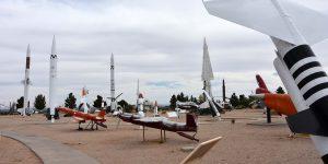 Zu Besuch auf der White Sands Missile Range