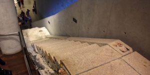 Treppe aus dem WTC
