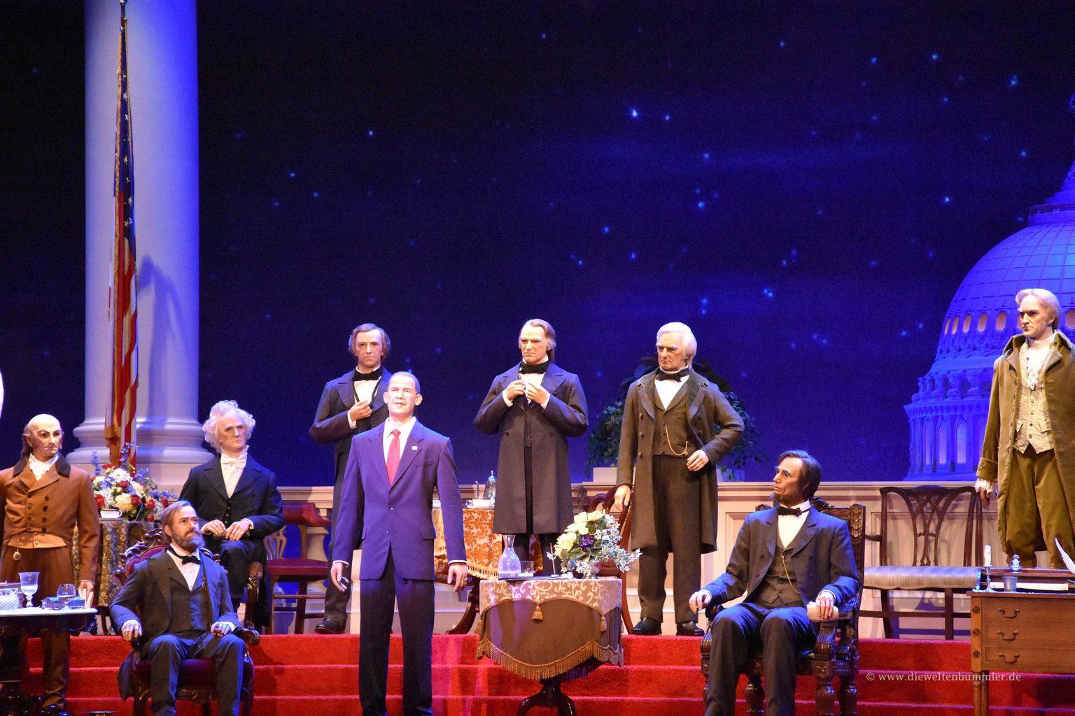 Halle der Präsidenten