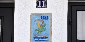 Drei Enten in Hausnummer 11
