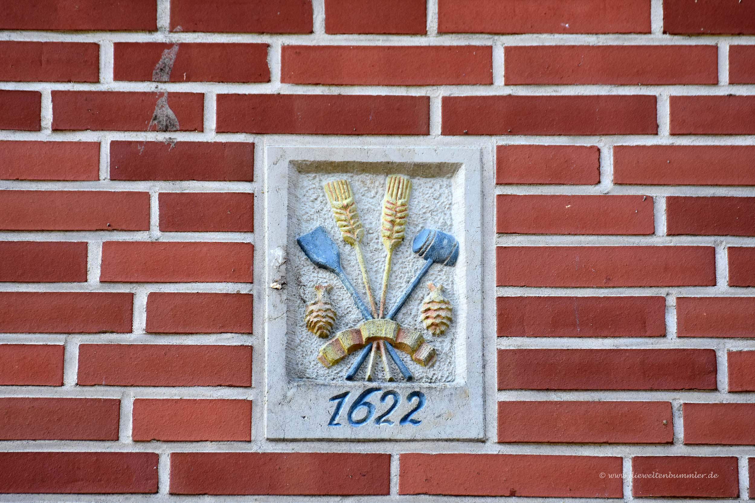 Eine der ältesten Hausmarken