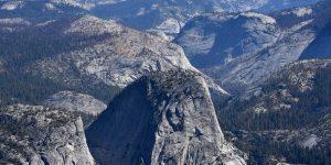 Kulisse des Yosemite-Nationalpark