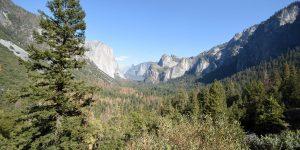 Besuch im Yosemite-Nationalpark