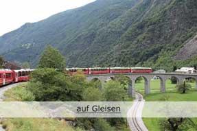 Reiseberichte mit Zügen