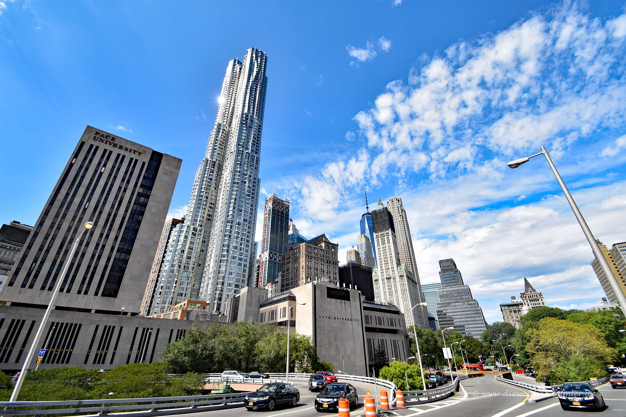 Beekman Tower alias 8 Spruce Street