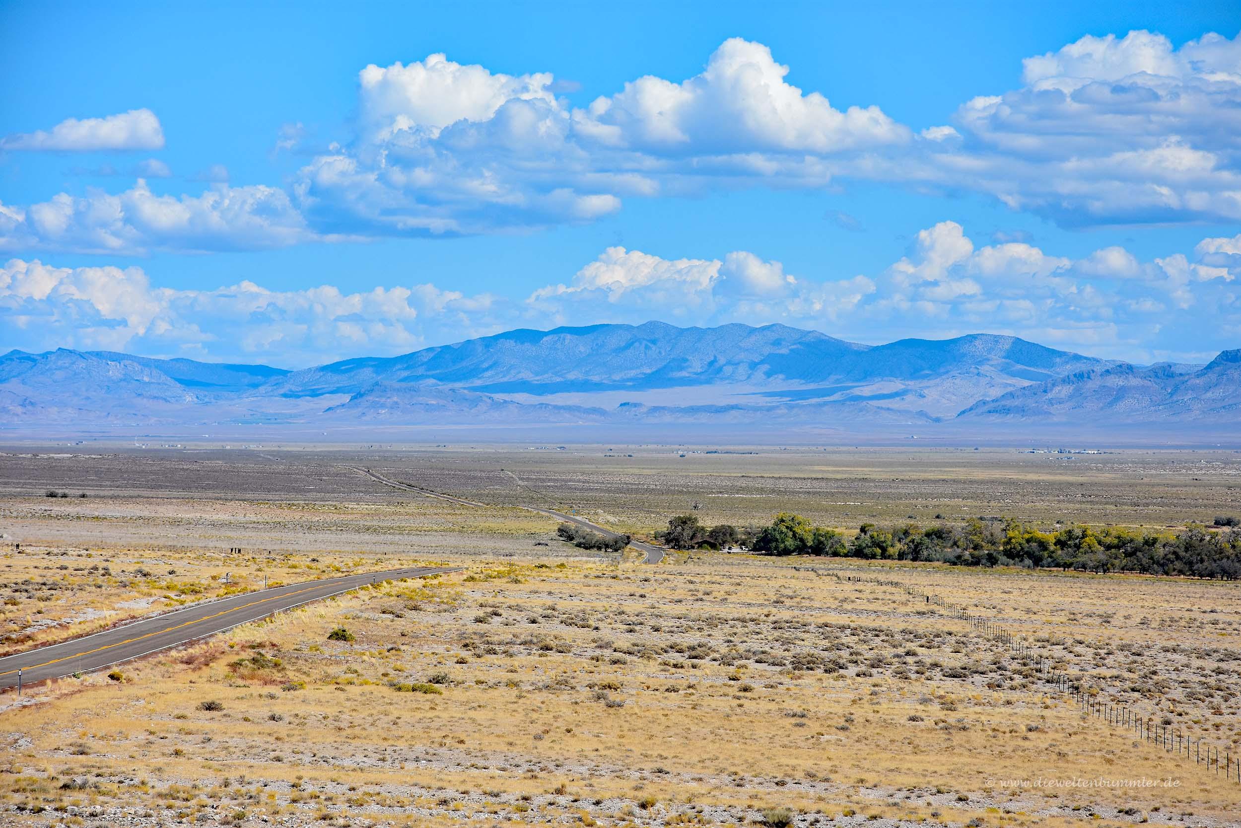 Mitten in Nevada