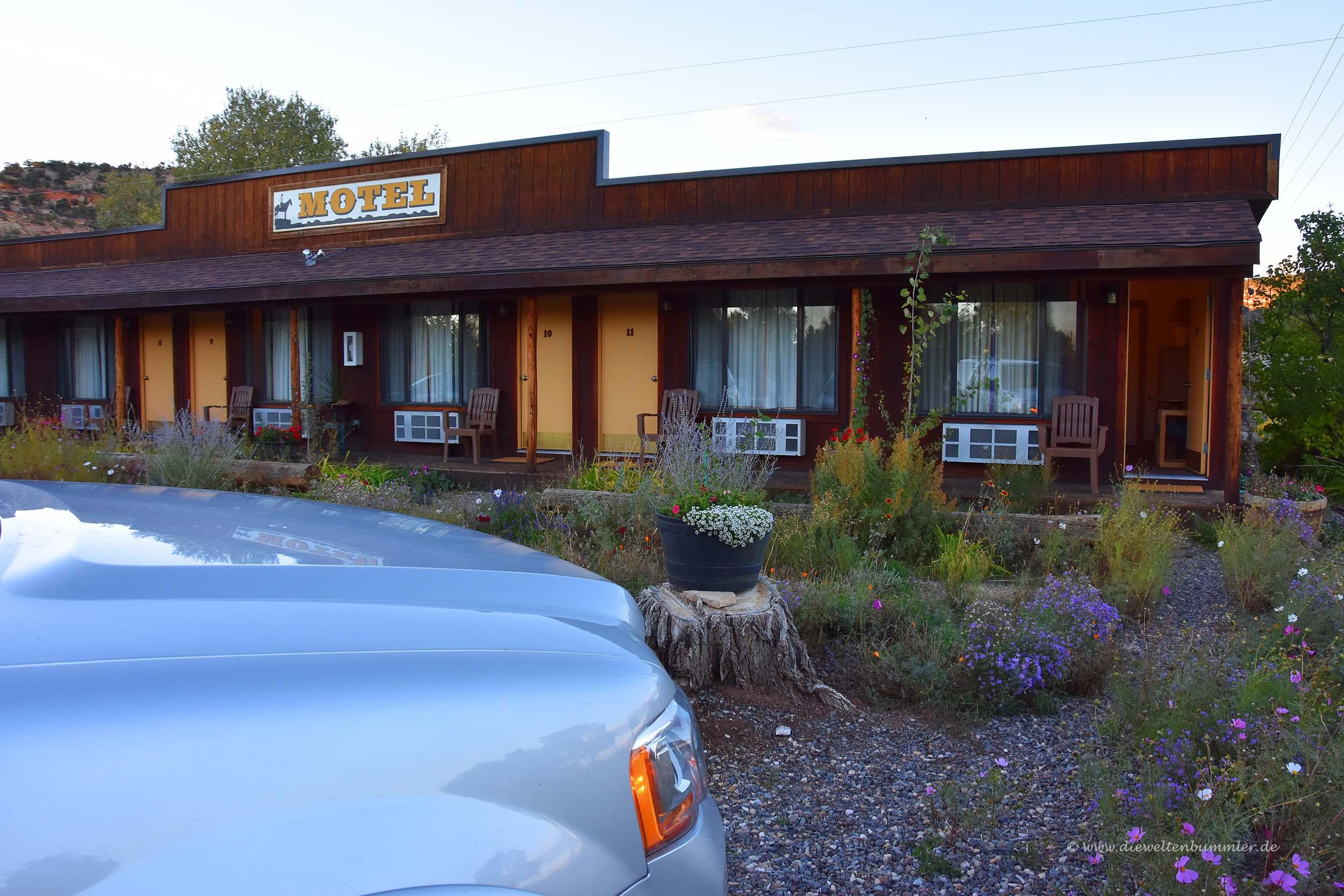 Motel in Boulder