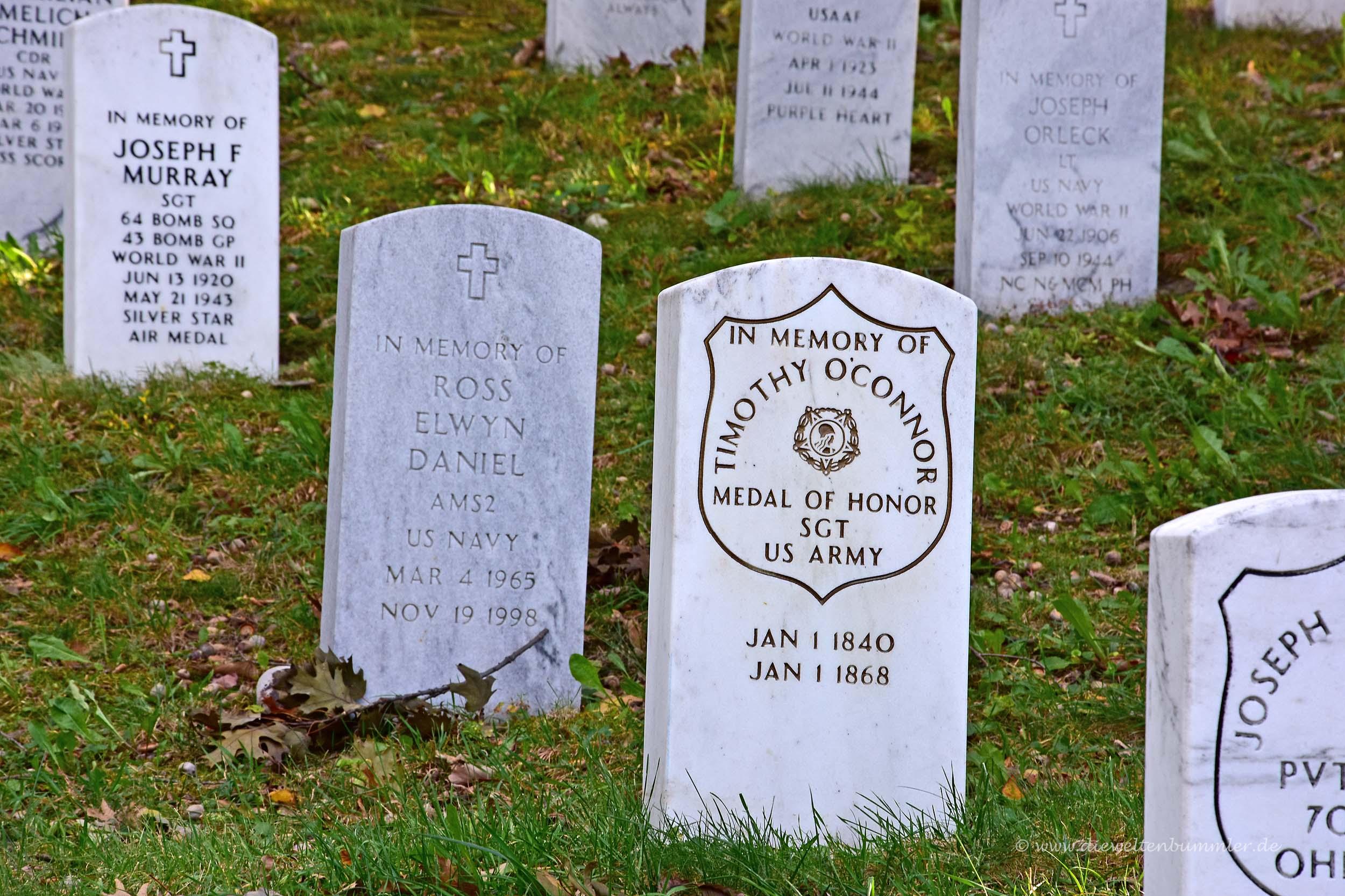 Soldat mit Medal of Honor