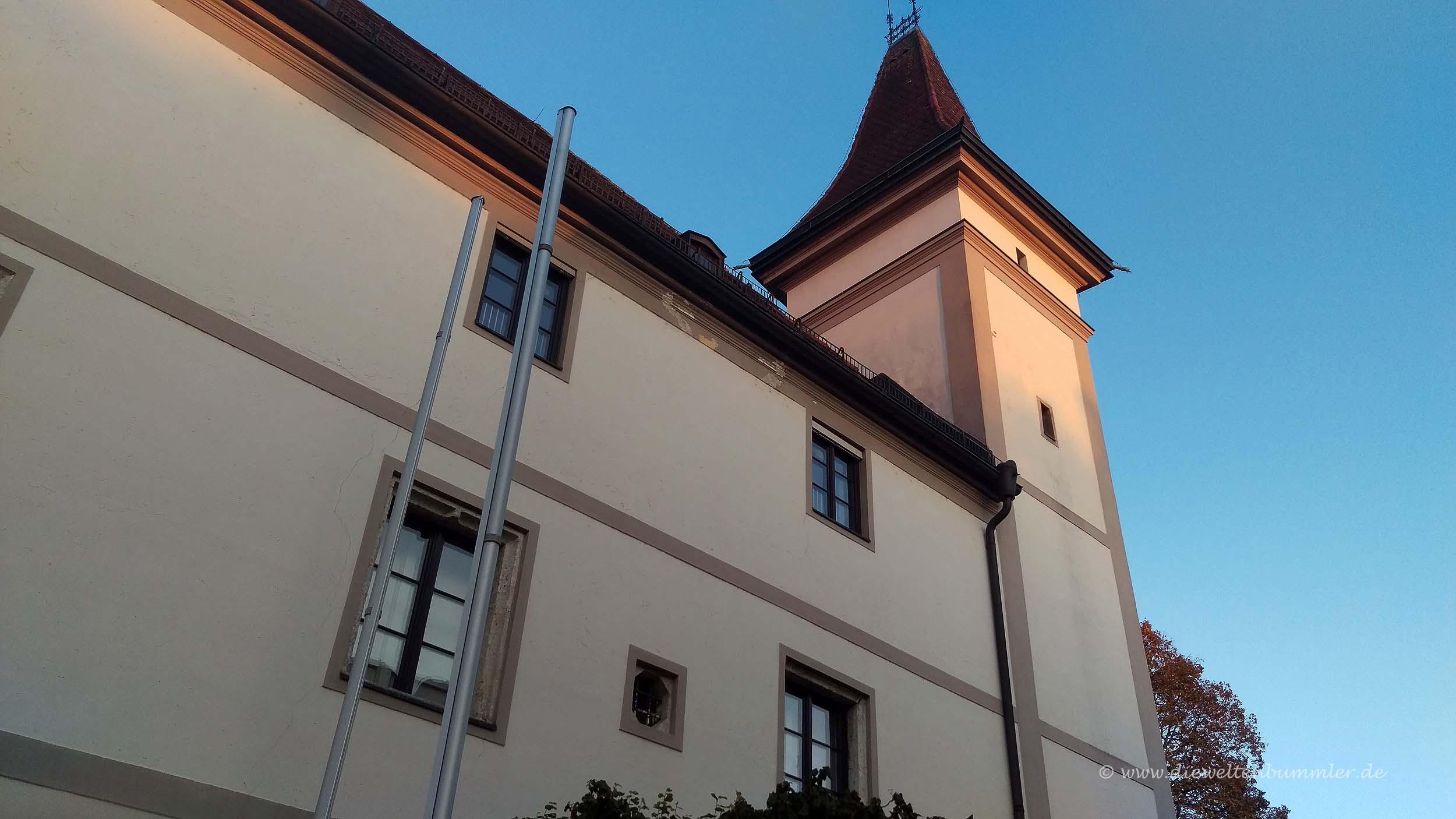 Turm der Burg Wels