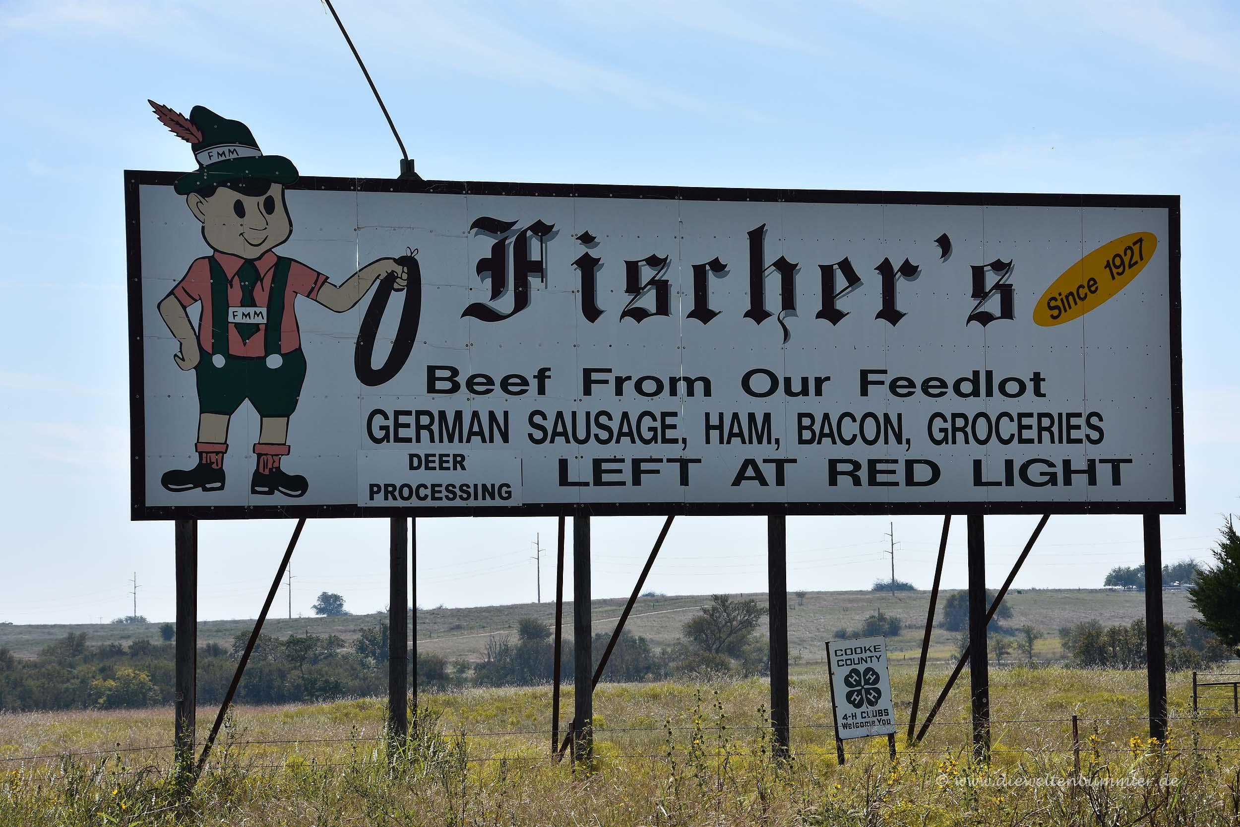 Deutsche Spuren in Texas
