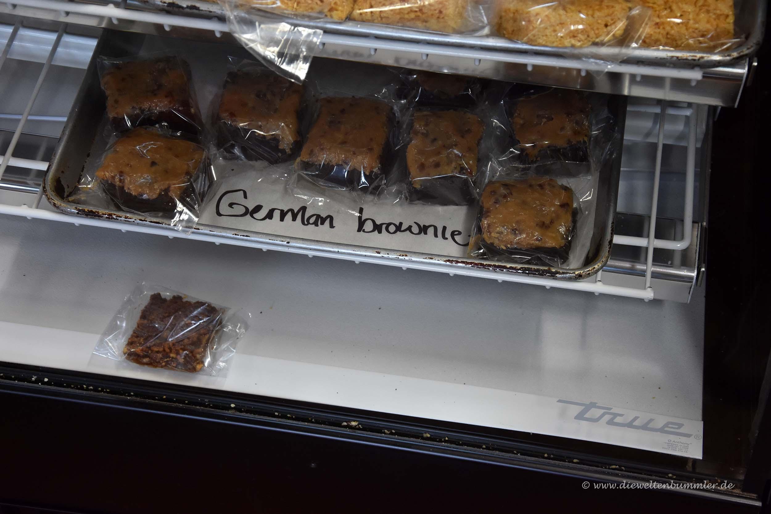 Seit wann gibt es deutsche Brownies
