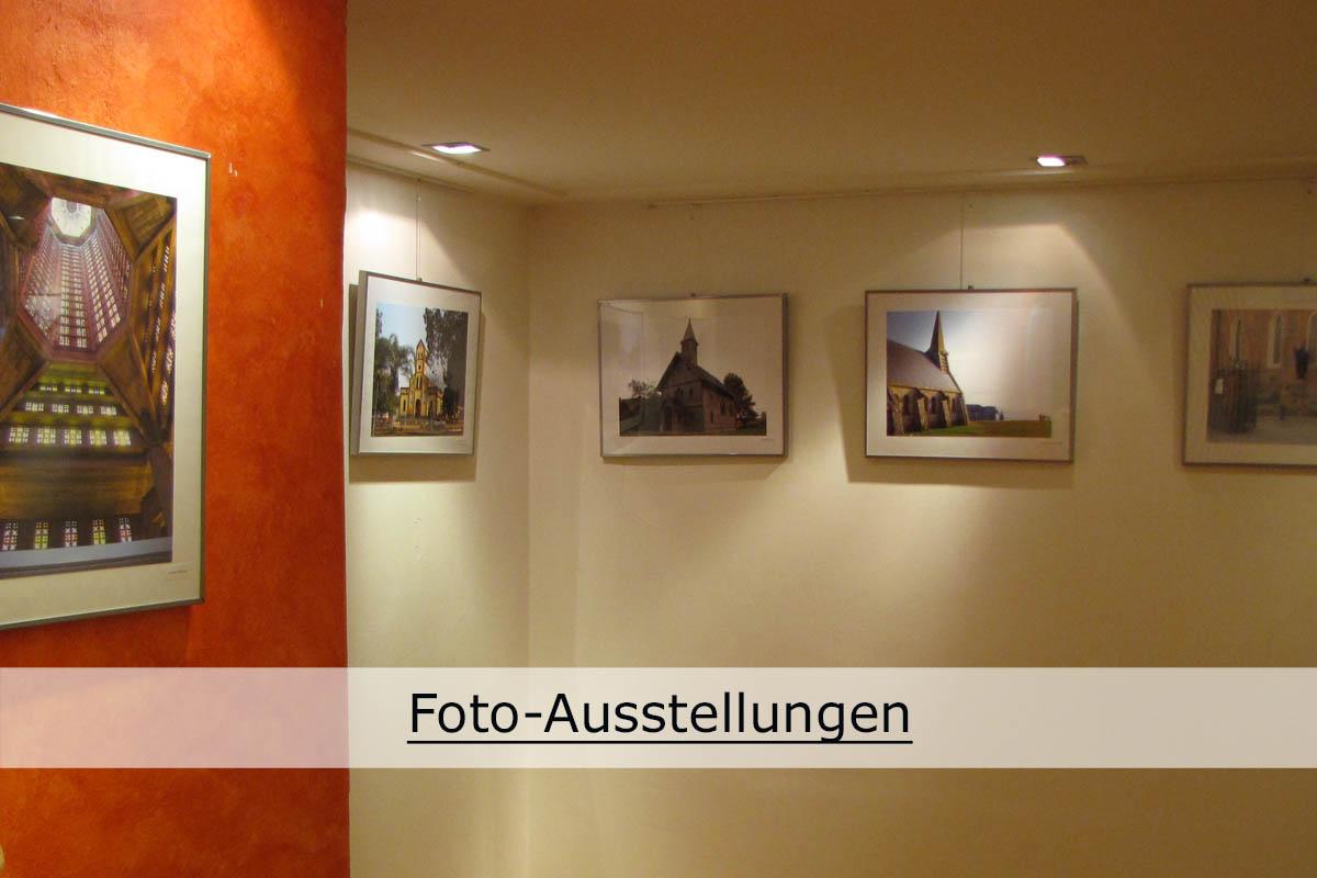 Foto-Ausstellungen