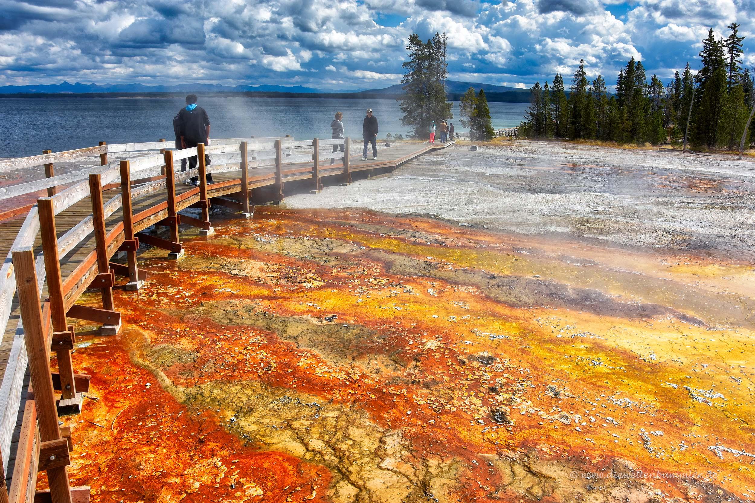 Farbenfroher Nationalpark
