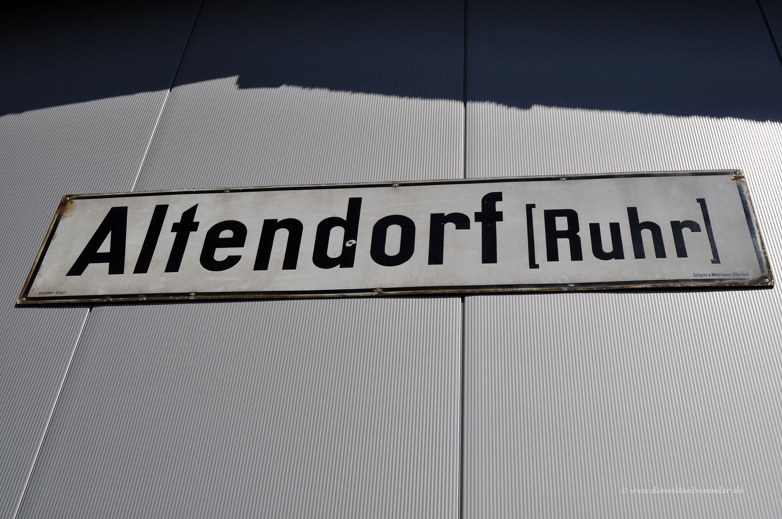 Alter Bahnhof Altendorf