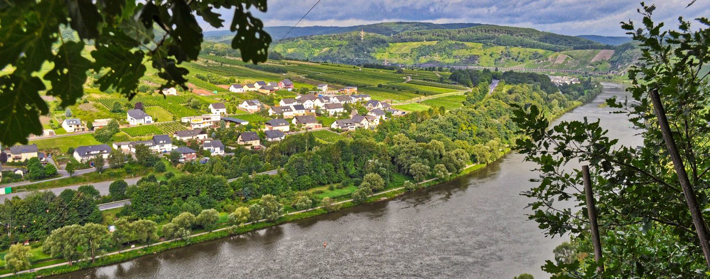 Mosel bei Briedel