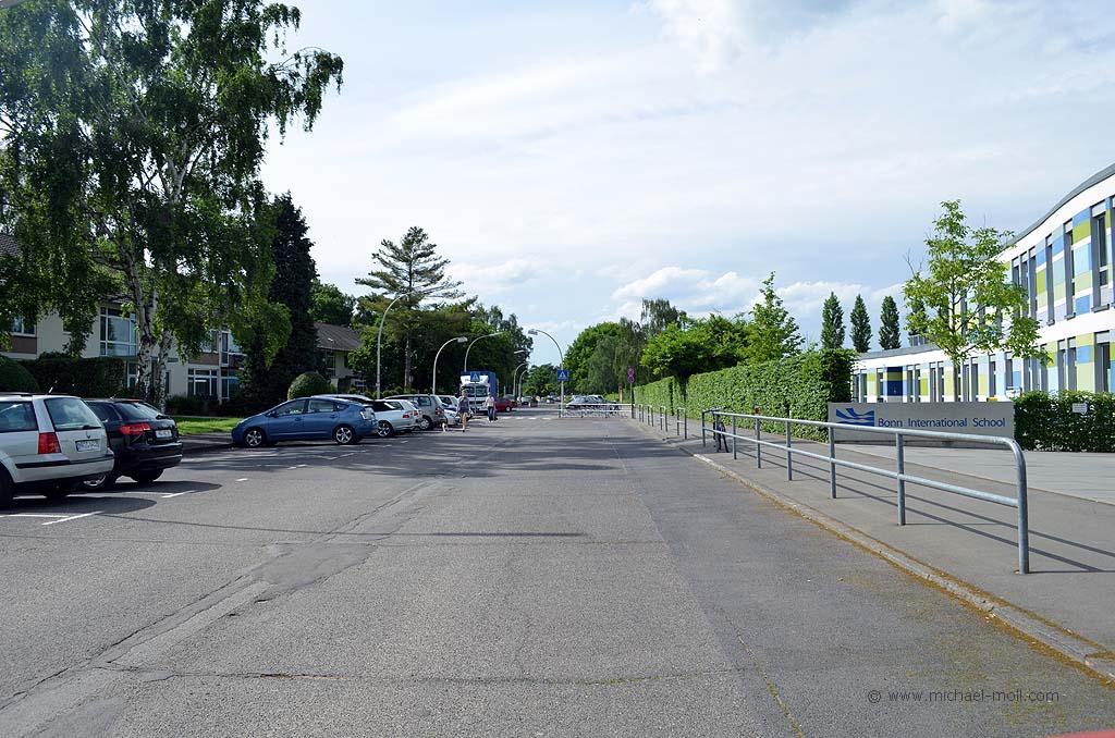 Amerikanische Siedlung Bonn