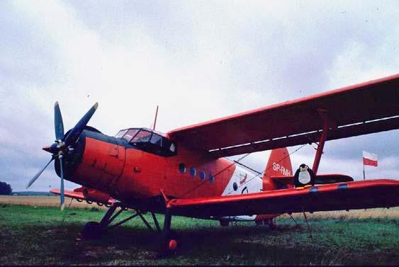 Antonow AN2T in Polen