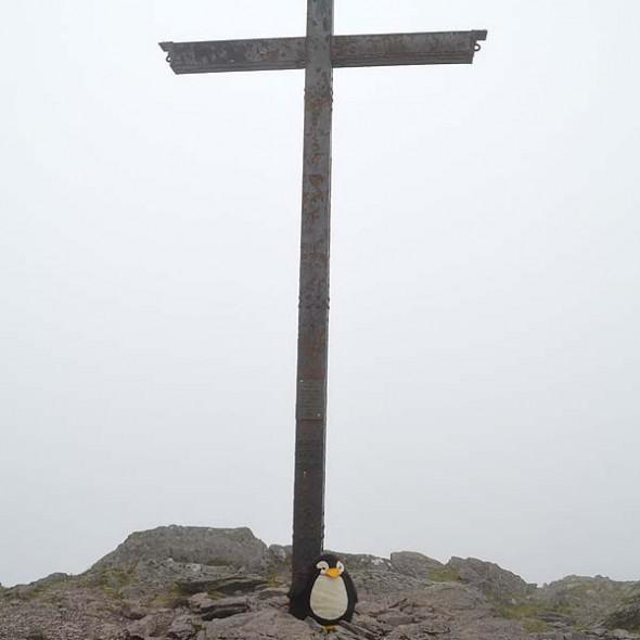 Der höchste Berg von Irland